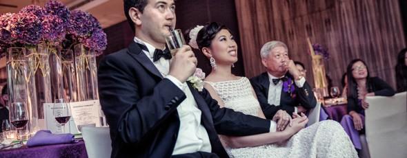 Nickolas & Roxy   W hotel 婚禮紀錄