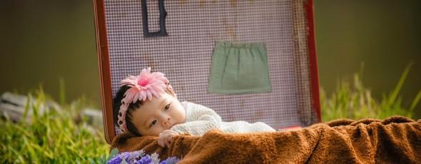 敬恆 寶寶 全家福  親子寫真 攝影