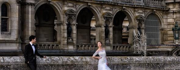 巴黎 自助 海外婚紗 2