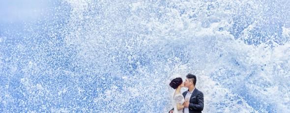 中國貴州新人 台灣自助婚紗